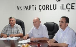 """İbrahim Halil Yerlioğlu """"Su Fiyatlarını Reddettik"""""""