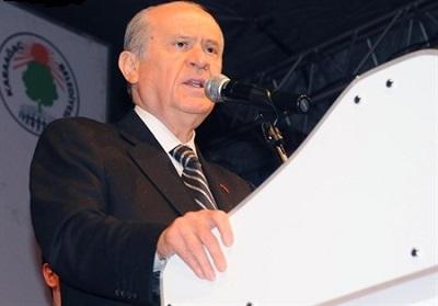 MHP Genel Başkanı Devlet Bahçeli Tekirdağ Büyükşehir'de