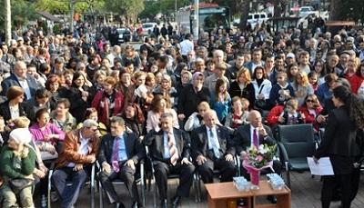 Dünya Romanlar Gününü Tekirdağ'daki Romanlar Kutladı