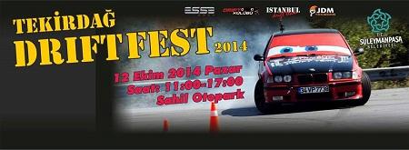 Tekirdağ Driftfest 2014