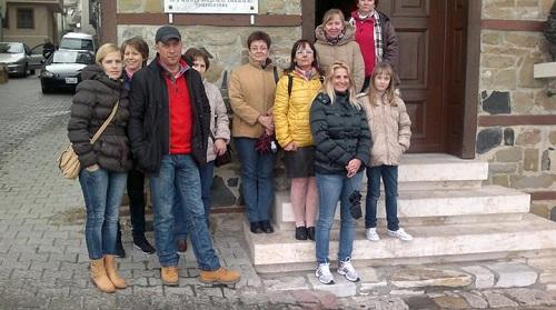 Tekirdağ'a İlk Turist Kafilesi Macaristan'dan Geldi