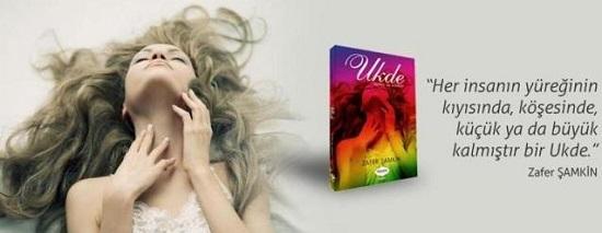 """Tekirdağ'dan yeni bir roman çıktı; """"UKDE"""""""